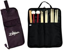 Bag de Baquetas Zildjian ZSB Basic Drumstick Bag com Cordão para Fixar no Surdo