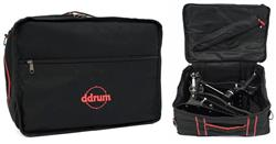 Bag de Pedal DDrum DXDP Double Bass Drum Pedal Bag Series para Pedal Duplo ou Single