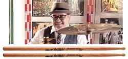 Baqueta Alba Signature Augusto Silva (Spok Frevo Orquestra) Padrão 5A (2026)
