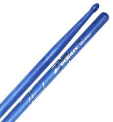 Baqueta Zildjian Select Hickory 5A Classic Blue Z5ABU (Padrão 5A)