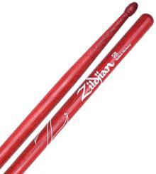 Baqueta Zildjian Select Hickory 5B Classic Red Z5BR (Padrão 5B)
