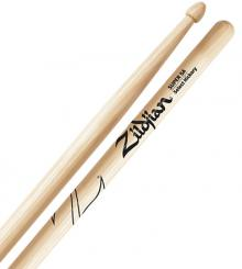 Baqueta Zildjian Select Hickory Super 5A ZS5A (Padrão 5A Comprida)
