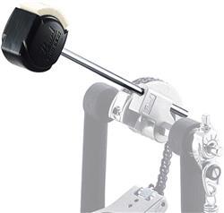 Batedor de Bumbo Pearl DB-100 com 2 Faces Feltro e Fibra para mais Kick