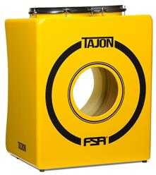 Bateria Cajón FSA Tajon Master TAJ22 Amarelo Mini Bateria Cajón Kit Compacto