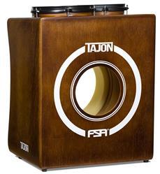 Bateria Cajón FSA Tajon Standard TAJ15 Cerejeira Mini Bateria Cajón Kit Compacto c/ Ótima Sonoridade