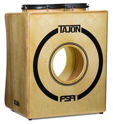 Bateria Cajón FSA Tajon Standard TAJ16 Natural Mini Bateria Cajón Kit Compacto com Ótima Sonoridade