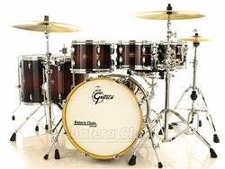 "Bateria Gretsch RN1 Renown Maple Series Cherry Burst 20"",8"",10"",12"",14"",16"""