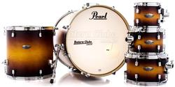 "Bateria Pearl Decade Maple Classic Satin Amburst 20"",8"",10"",12"",14"" com Caixa 14x5,5"" (Shell Pack)"