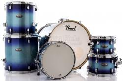 """Bateria Pearl Decade Maple Faded Glory Lacquer 22"""",10"""",12"""",14"""",16"""" (Shell Pack)"""