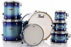 "Bateria Pearl Decade Maple Faded Glory Lacquer 22"",8"",10"",12"",14"",16"" (Shell Pack)"