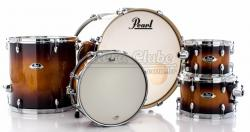 """Bateria Pearl Export EXL Lacquer Gloss Tobbaco Burst 22"""",10"""",12"""",16"""" (Shell Pack)"""