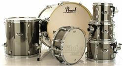 "Bateria Pearl Export EXX Series Mahogany Smokey Chrome 20"",8"",10"",12"",14"" (Shell Pack)"