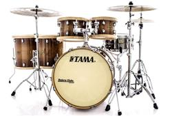 "Bateria Tama S.L.P. Sound Lab Project Studio Maple Wood Hoops 22"",10"",12"",14"",16"" (Shell Pack)"