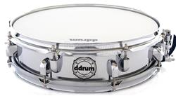Caixa DDrum Modern Tone Piccolo Steel Shell Snare MTSD 14x3,5""