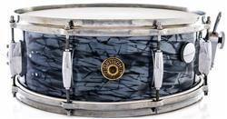 "Caixa Gretsch Broadkaster Sky Blue Pearl 14x5"" Vintage Década 50 US$ 599 (Acervo)"