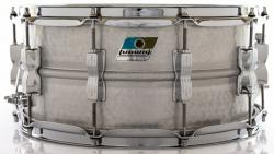 "Caixa Ludwig Acrolite Classic LM405K Aluminum Hammered Shell 14x6,5""  Made in USA"