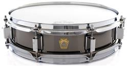"Caixa Ludwig Black Beauty Piccolo LB553BB Brass Shell 13x3"" Made in USA Black Nickel"