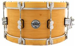 "Caixa PDP by DW Specialty Maple Limited Classic Wood Hoop 14x7"" com Automático DW Mag"