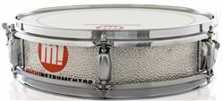"""Caixa PHX Music Instrumentos Alumínio Texturizado 535-TX Piccolo 14x3,5"""""""