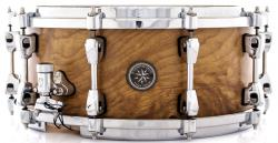 "Caixa Tama Starphonic Limited Edition Maple Exotic Olive 14x6"" Made in Japan (Seminovo)"