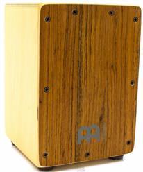Cajón Mini Meinl Exotic Ovangkol em Birch Super Compacto com 22cm de Altura (Crianças ou Adultos)