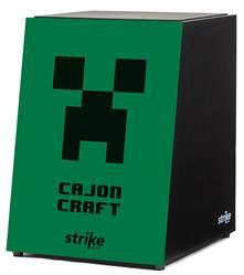 Cajón FSA Strike Series Craft SK4039 Inclinado Acústico com Assento em E.V.A.