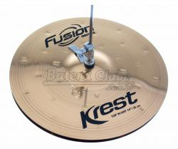 "Chimbal Krest Fusion Medium Hats 14"" F14MH"