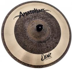 "Crash Anatolian Deniz Extra Thin 19"" Raw Natural Hybrid Handmade Turkish"