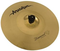 "Crash Anatolian Diamond Hybrid 14"" Handmade Turkish"