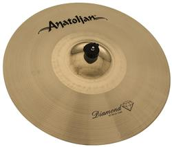 "Crash Anatolian Diamond Hybrid 18"" Handmade Turkish"