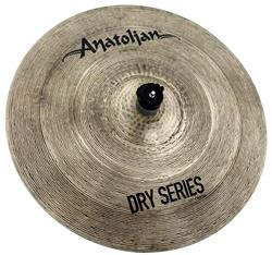 "Crash Anatolian Dry Series 17"" Dark Slot Handmade Turkish"