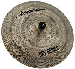 "Crash Anatolian Dry Series 18"" Dark Slot Handmade Turkish"
