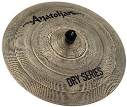 "Crash Anatolian Dry Series 19"" Dark Slot Handmade Turkish"