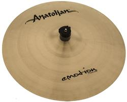 "Crash Anatolian Emotion 17"" Handmade Turkish"