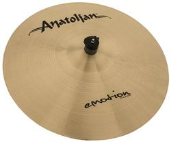 "Crash Anatolian Emotion 19"" Handmade Turkish"