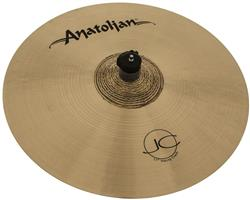 "Crash Anatolian Jazz Collection Honey 17"" Handmade Turkish"