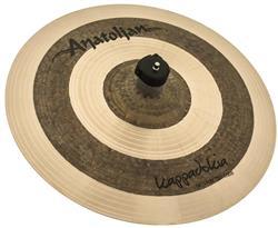 "Crash Anatolian Kappadokia Hybrid Thin 14"" Handmade Turkish"