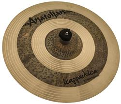 "Crash Anatolian Kappadokia Hybrid Thin 16"" Handmade Turkish"