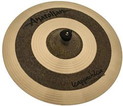 "Crash Anatolian Kappadokia Hybrid Thin 17"" Handmade Turkish"