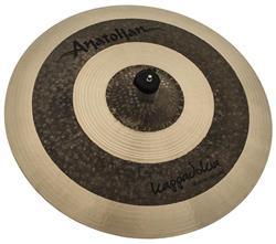 "Crash Anatolian Kappadokia Hybrid Thin 18"" Handmade Turkish"