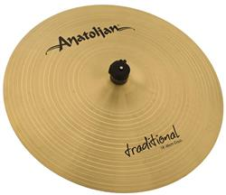 "Crash Anatolian Traditional 18"" Handmade Turkish"