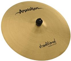 "Crash Anatolian Traditional Thin 18"" Handmade Turkish"