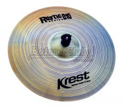 "Crash Krest Rustic B10 Medium 18"" Visual Envelhecido RU18MC"