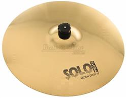 "Crash Orion Solo Pro 10 Medium Crash 16"" SP16MC em Bronze B10"