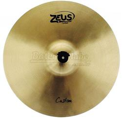 "Crash Zeus Custom Series Traditional 17"" em Bronze B20 ZCC17"
