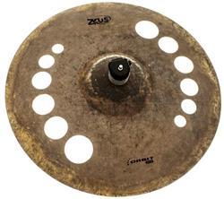 """Crash Zeus Orbit ZFX Series 16"""" em Bronze B20 Prato de Efeito Estilo O-Zone ZOC16"""