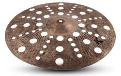 "Crash Zildjian K Custom 17"" Special Dry Trash Crash"