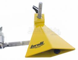Jam Bell Torelli Agudo TO048 Amarelo com Presilha pra Fixação em Holders