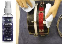 Limpador de Tambores, Ferragens e Pratos DSolution Cleaner Nano Tech Cleaning Solution