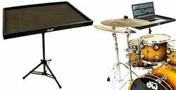 Mesa de Bateria e Percussão Torelli TA185 com Pedestal Organize Melhor os Equipamentos